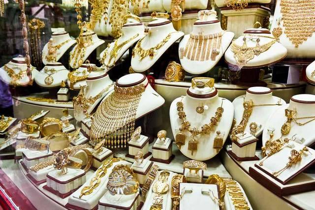 سوق الذهب في دبي من اشهر الاسواق في دبي الامارات - اوقات عمل سوق الذهب في دبي