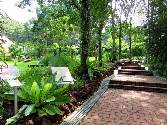 فورت كانينج بارك في سنغافورة