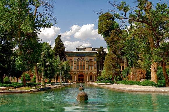 قصر كلستان طهران