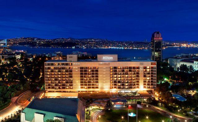 فندق هيلتون في اسطنبول