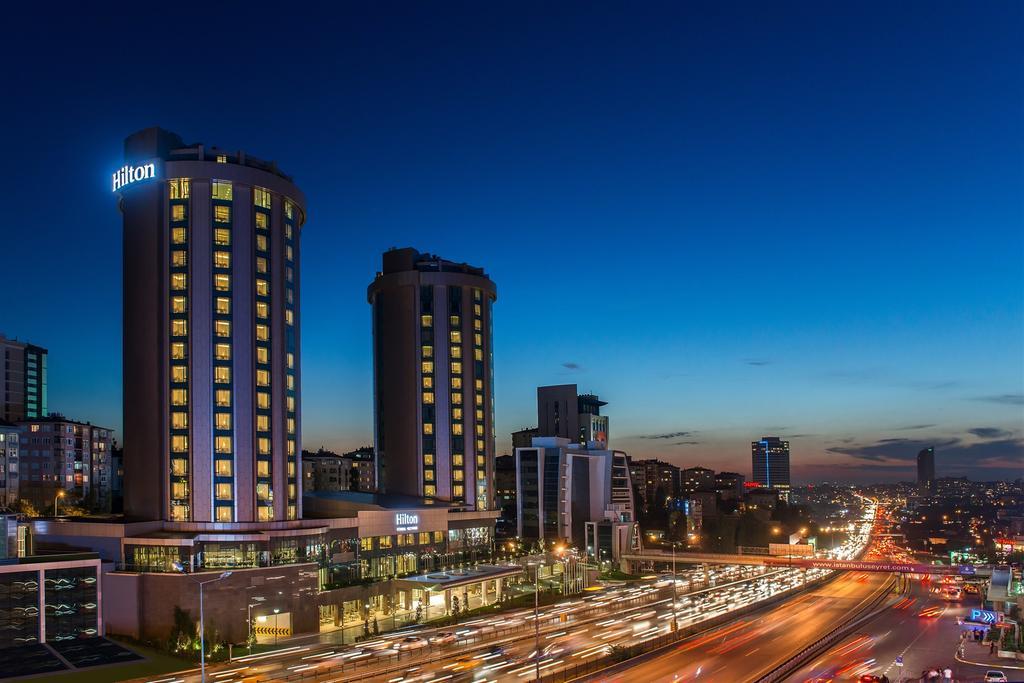 فندق الهيلتون اسطنبول