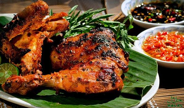 مطاعم حلال في سنغافورة
