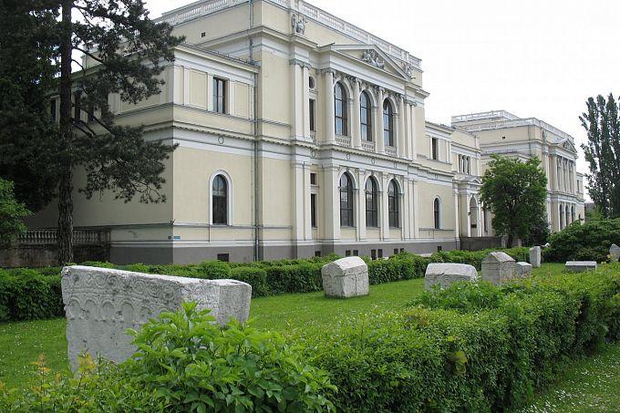 المتحف الوطني للبوسنة والهرسك من اجمل اماكن السياحة في سراييفو