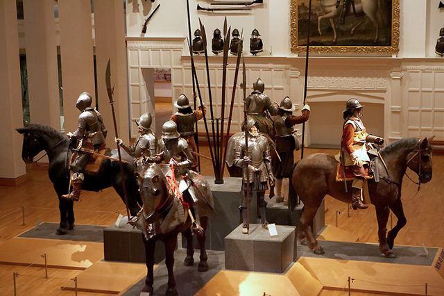 متحف الاسلحة في ليدز انجلترا