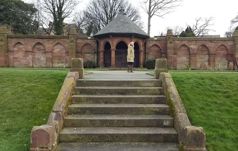 حديقة ستانلي من اجمل اماكن السياحة في ليفربول بريطانيا