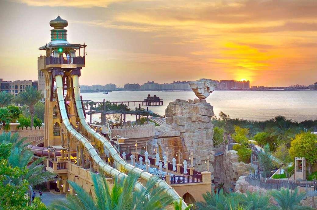 افضل 4 انشطة في مدينة الألعاب المائية وايلد وادي دبي الامارات رحلاتك