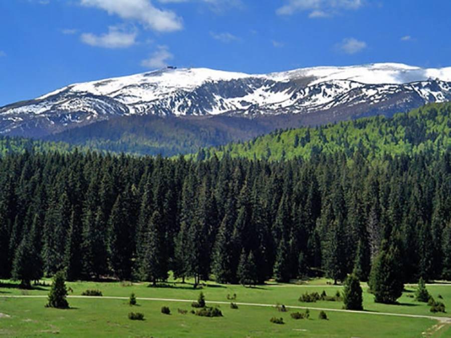 جبل بيلاشنيتسا من اجمل الاماكن السياحية في سراييفو