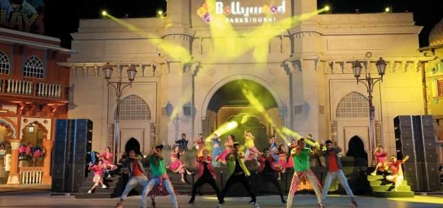 بوليوود باركس دبي من افضل اماكن الترفيه في دبي
