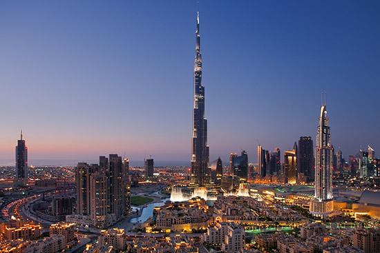 نافورة دبي الراقصة - النافورة الراقصة دبي