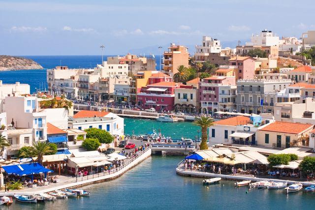 السياحة في اليونان جزيرة كريت