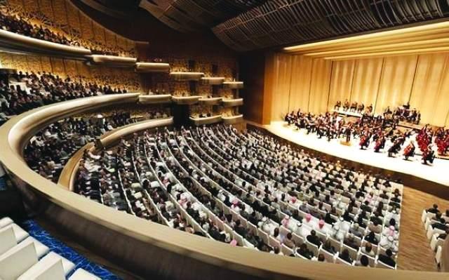 شاهد في دبي اوبرا اجمل العروض الفنية والموسيقية في امارة دبي - تذاكر اوبرا دبي