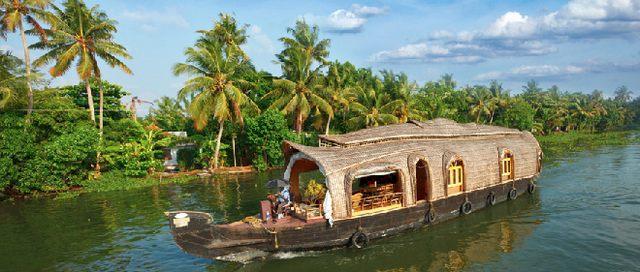 السياحة في كيرلا الهند
