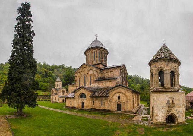 مناطق سياحية في كوتايسي جورجيا