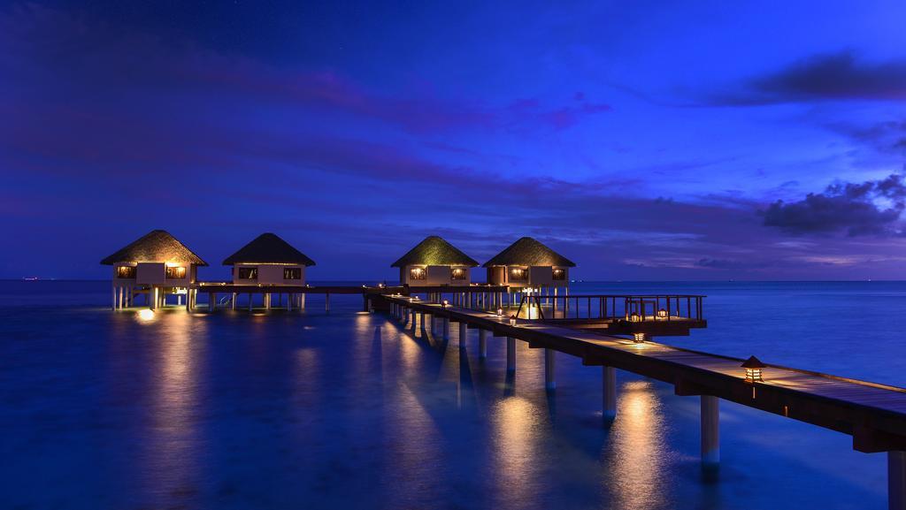 منتجعات في جزر المالديف