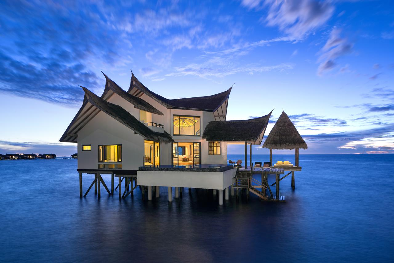 افضل منتجعات المالديف