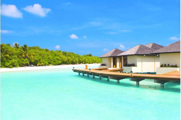افضل منتجع في المالديف لشهر العسل