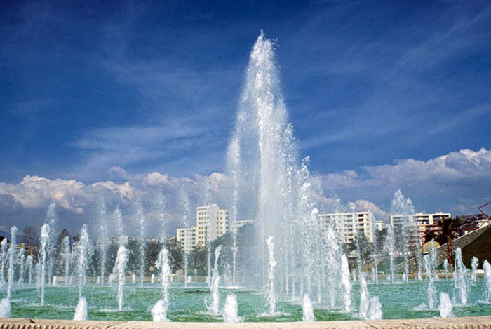 حديقة فونيكس من افضل اماكن السياحة في فرنسا نيس