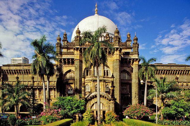 متحف في مومباي