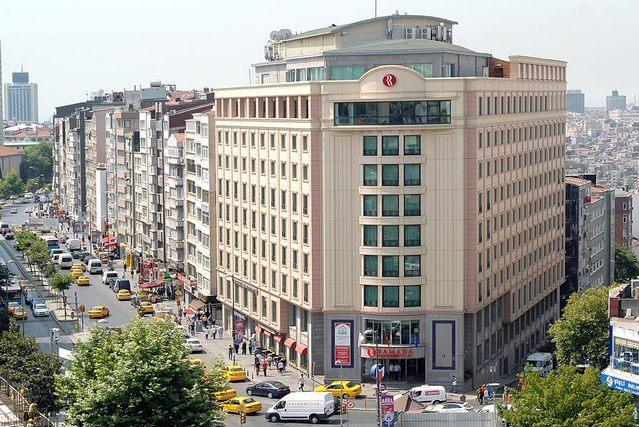فندق رمادا بلازا اسطنبول شيشلي