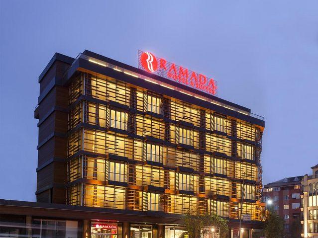 فندق رمادا اسطنبول شيشلي