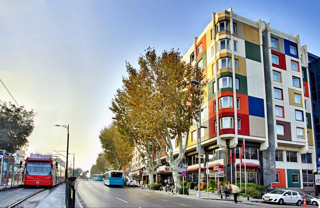 فندق رمادا اسطنبول