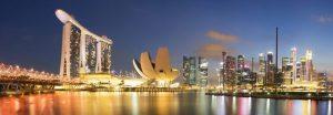 شقق فندقية في سنغافورة