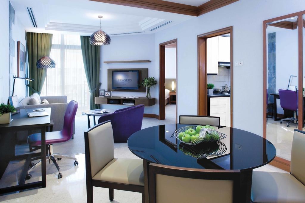 شقق فندقية سنغافورة