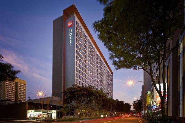افضل فنادق في سنغافورة