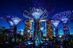 الاماكن السياحية في سنغافورة