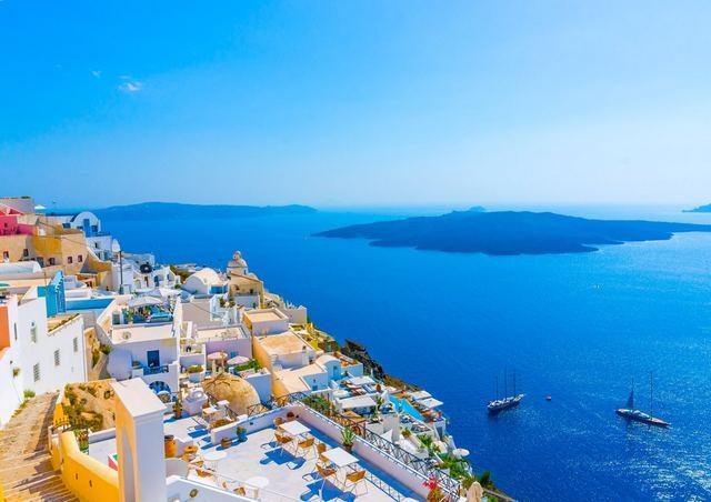 جزر اليونان سياحة - جزيرة ميكونوس اليونان من اهم مناطق سياحية في اليونان