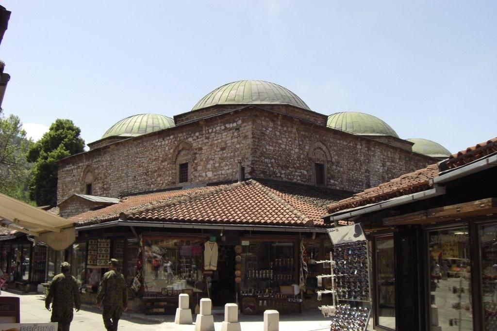 متحف سوق بروسا بيزيستان من افضل الاماكن السياحية في مدينة سراييفو البوسنة والهرسك