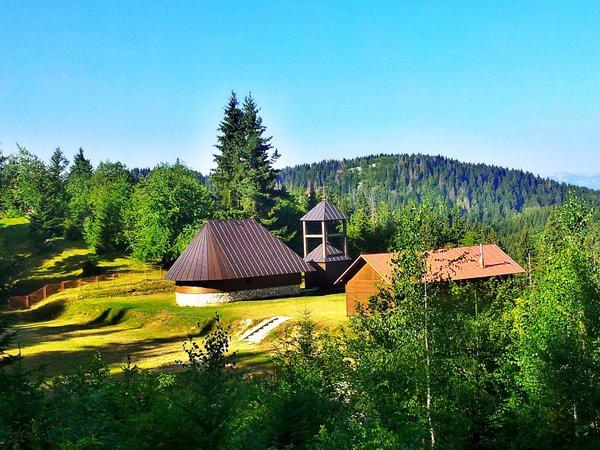 جبل تريبفيتش من افضل اماكن السياحة في البوسنة والهرسك سراييفو