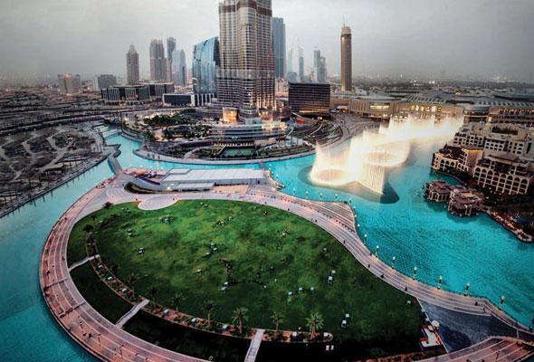 اجمل منتزهات دبي