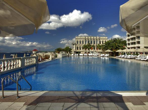 فندق شيراغان بالاس كمبنسكي اسطنبول