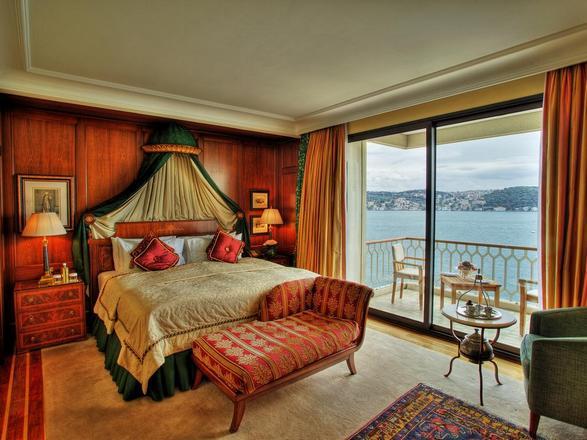 فندق الكمبنسكي اسطنبول