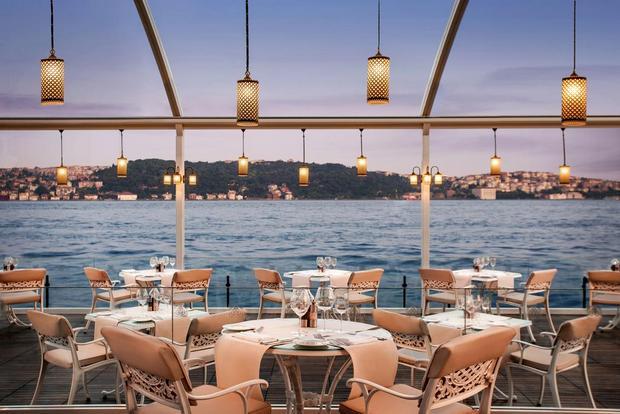 فندق قصر سيراجان كمبنسكي اسطنبول