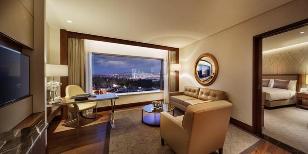 حجز فندق كونراد اسطنبول