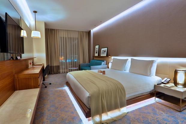 فندق دوسو دوسي داونتاون من افضل فنادق سلطان احمد اسطنبول