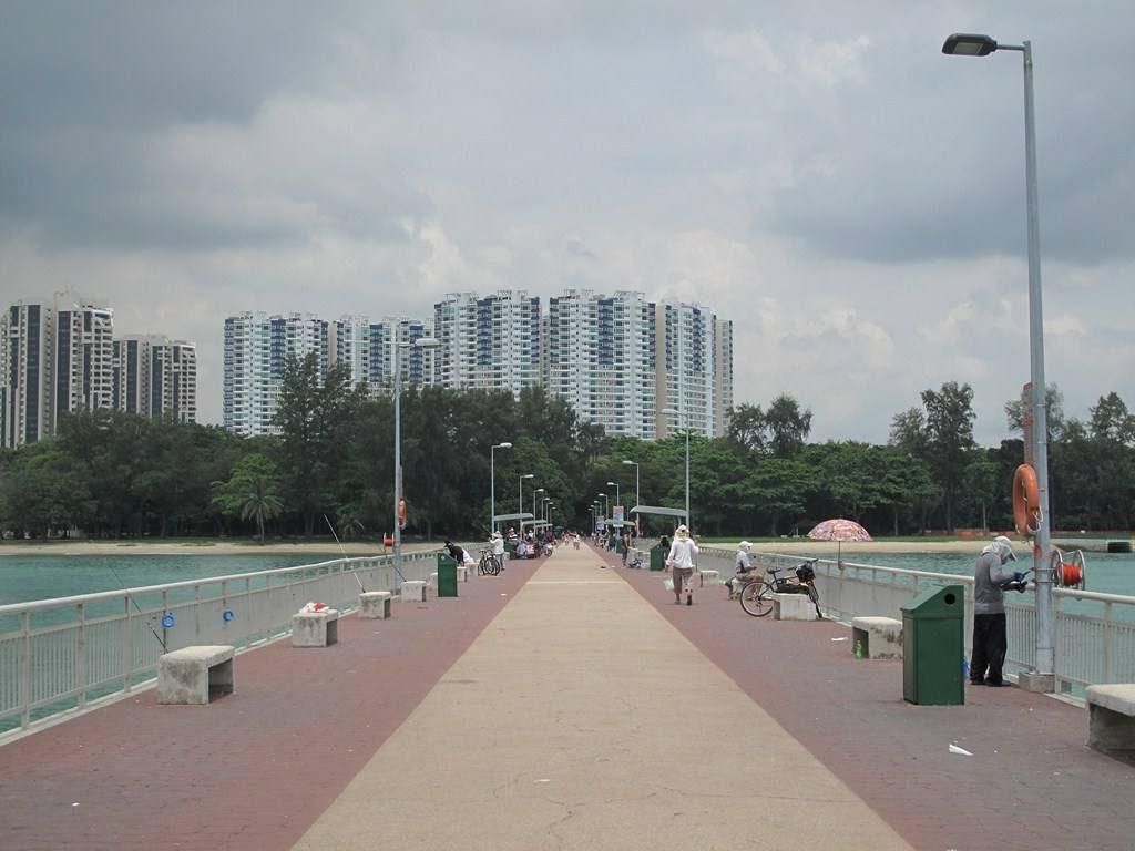 منتزه الساحل الشرقي من افضل اماكن سياحية في سنغافورة