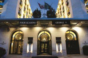كل المعلومات المتعلقة بفندق الفور سيزون باريس