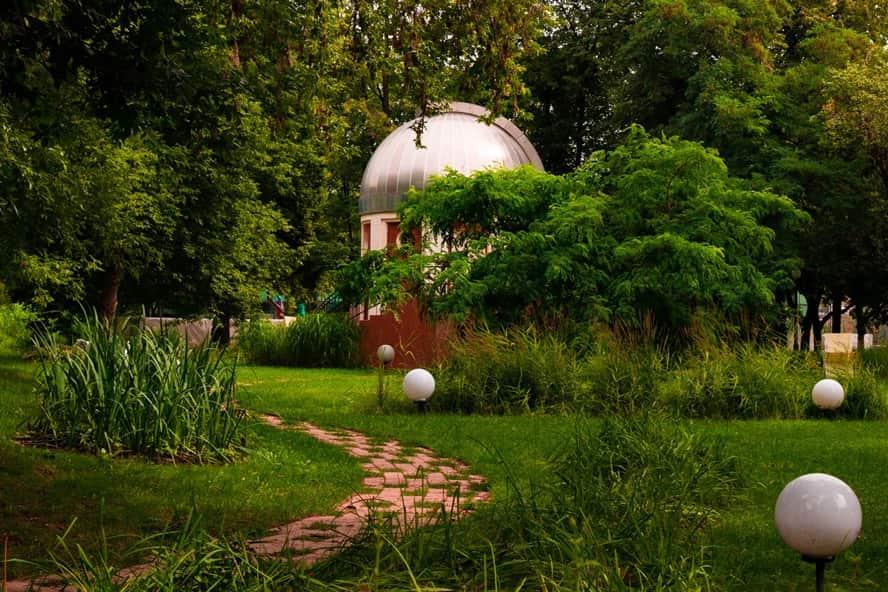 مُنتزه جوركي من افضل الحدائق في موسكو