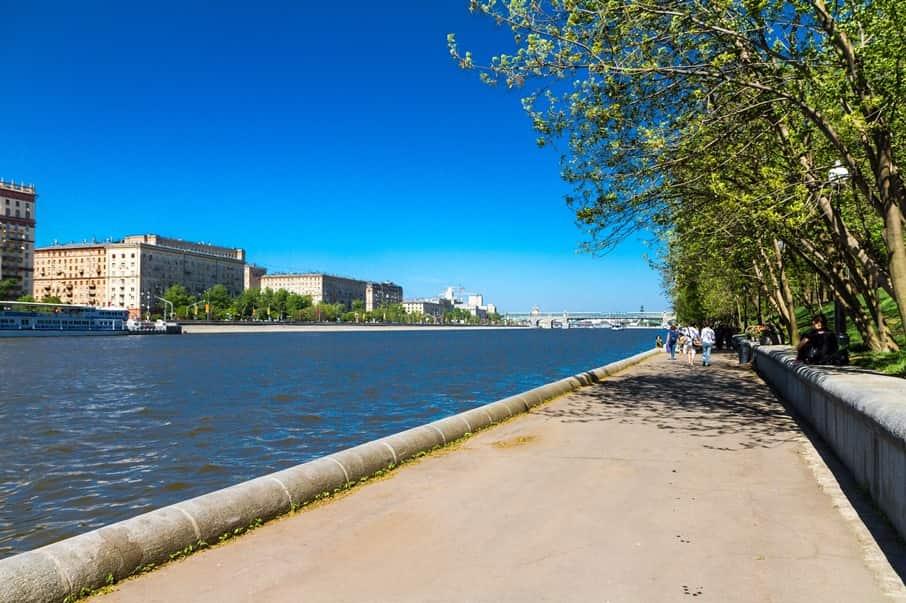 مُنتزه جوركي،موسكو