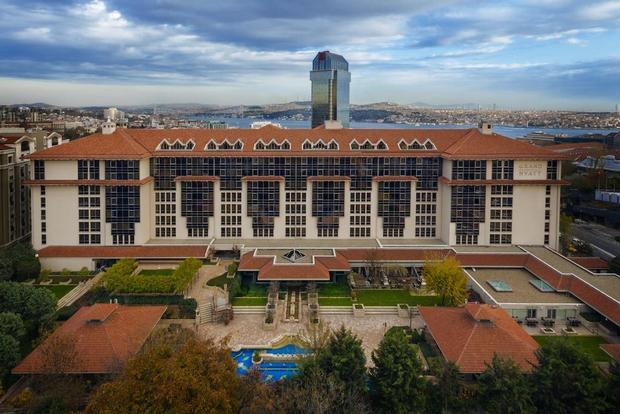 فندق جراند حياة تقسيم اسطنبول