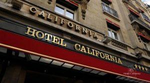 كل المعلومات المتعلقة بـ فندق كاليفورنيا باريس