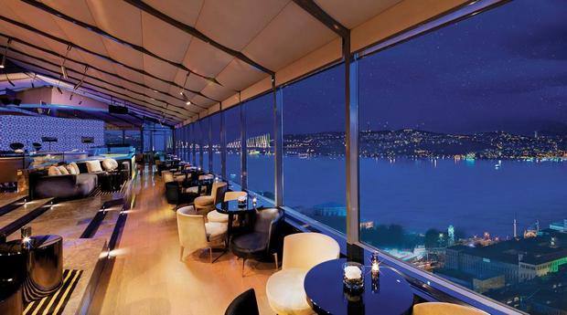 فندق سيلان انتركونتيننتال اسطنبول