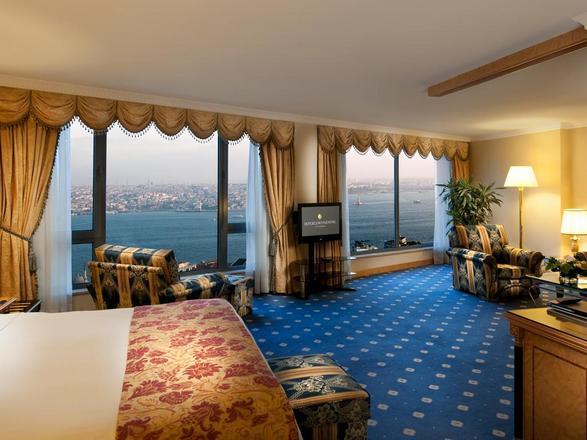 فندق انتركونتيننتال اسطنبول