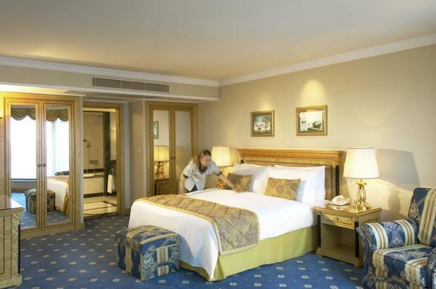 فندق الانتركونتننتال اسطنبول
