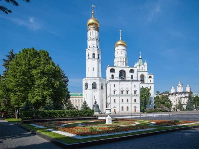 برج اجراس إيفان الكبير في موسكو