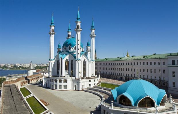 مدن روسيا السياحية
