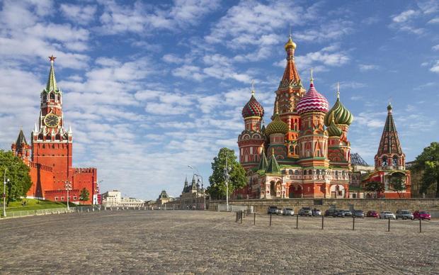 السياحة في روسيا موسكو